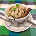 スパイス煮出し豆乳紅茶のジェラート