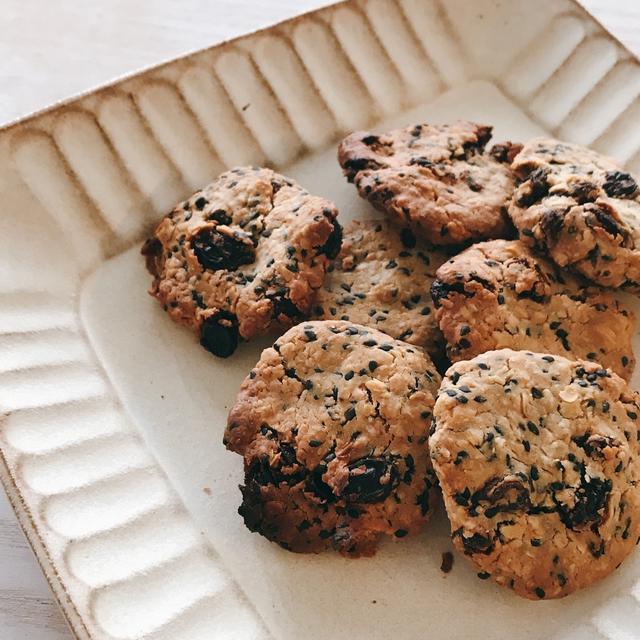 カルディ品使った簡単クッキー