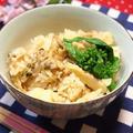 春のおもてなしレシピ♡あさりとたけのこの♡炊き込み生姜ごはん