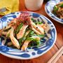 レシピ 鶏ハムを使おう♪鶏胸とニラのピリ辛ウマ和え