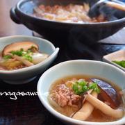 シメは春雨で!白菜ときのこの土鍋煮込みのレシピ・作り方