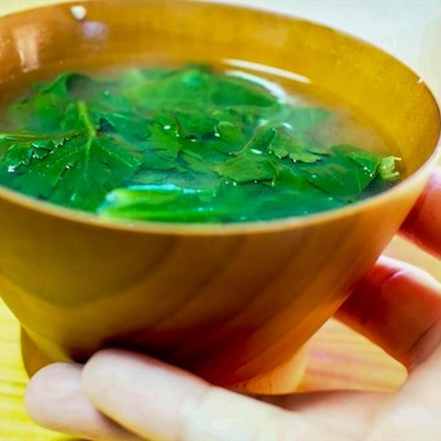 味噌汁の秘訣はコレ!白だしと生姜で美味しいレシピ