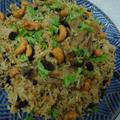 ナシ・アラブ~アラブ風炊き込みご飯