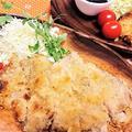 【レシピ】オーブンで楽ちん!揚げない豚カツ【簡単★お手軽★サクサク★ジューシー★手間は最小限!】