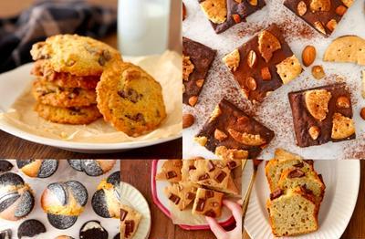 ホットケーキミックスでできる! ブラウニーやオレオマフィンなど、バレンタインの簡単スイーツレシピ5選