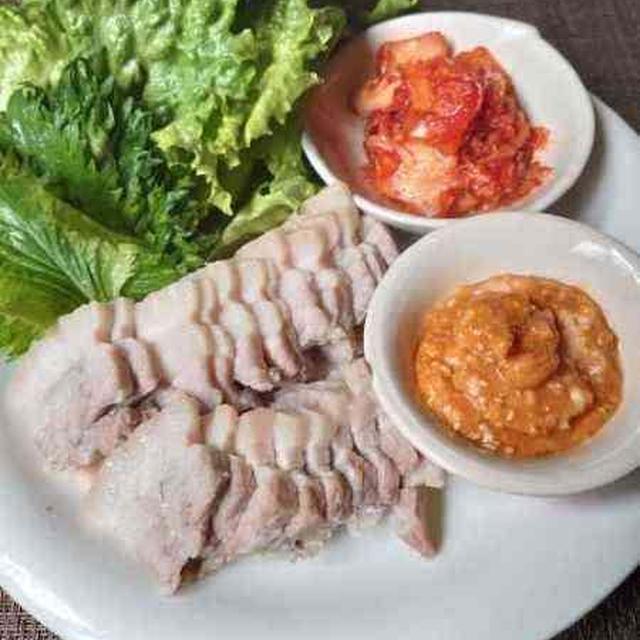 ポッサム 豚バラかたまり肉煮