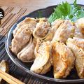 味付け激楽!小ぶり美味な漬物白菜の薄皮大根餃子(糖質9.5g)