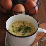 エッグドロップスープ