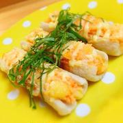 簡単&アレンジ自在!何個でも食べたい「ちくわボート」レシピ