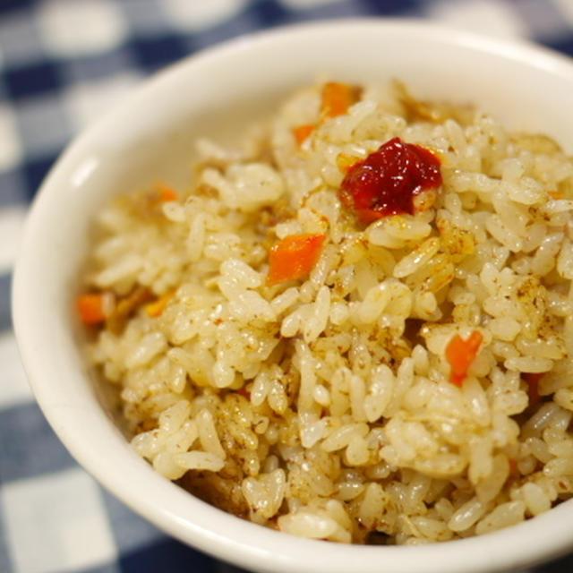 牛肉の炊き込みご飯・韓国風