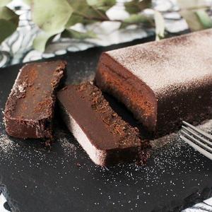 バレンタインにオススメ!混ぜて焼くだけの濃厚「チョコテリーヌ」