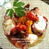 たこのアンチョビマリネ ドライトマト添え~イタリアンハーブミックスを使って~