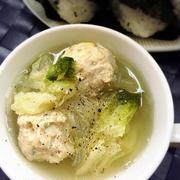 白だしで味がバッチリ決まる!あったかスープレシピ