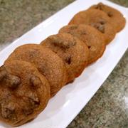 カントリーマム風チョコレートチップクッキー