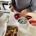 日持ちおかずに10分以内で出来る【ナスの南蛮煮】と昨日の晩ごはん、娘作のお弁当など