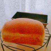 全粒粉ミニ食パン♪ずんだ餡のオープンサンド♪