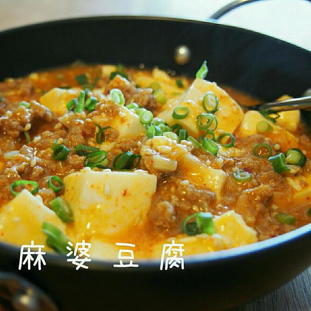 麻 婆 豆腐 コチュジャン