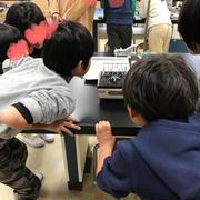 オープンスクールと 牛丼〜〜