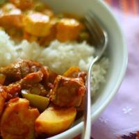 カレーリーフとギー *Curry Leaf & Ghee*