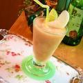 二十世紀梨のスムージー ~ まるで梨を飲むような☆彡