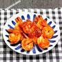 タバスコでピリッと「海老チリ」&今回のメシ通さんは「焼きラーメン」ただしインスタント麺で by かめきちパパさん