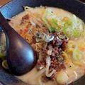 簡単本格 家にある材料でできる「まろやか豆乳担々麺」 レシピ13 by koheiさん