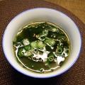 簡単、早い わかめスープ
