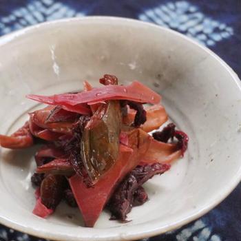 京都人が教える柴漬けをお家で漬けるレシピ 乳酸発酵で美味しくできます