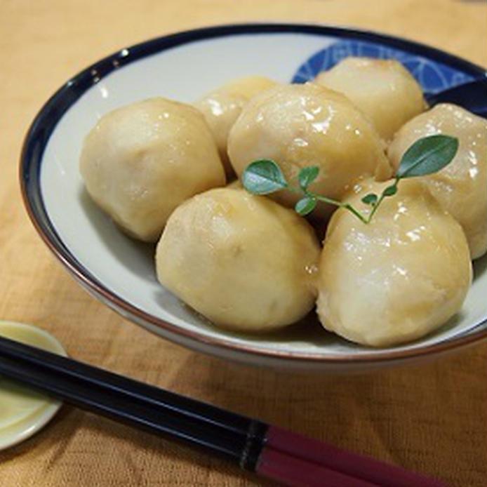 失敗しない「里芋の煮っころがし」のレシピ。簡単な作り方も必見!の画像