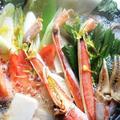 ■【早速頂き物で蟹すきです^^】娘婿殿のご両親が京都から蟹を直送して下さいました♪ by あきさん