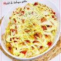 ★ロールキャベツとトマトのチーズ焼★ by みみこさん
