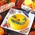 ハッピーハロウィン!花と料理の簡単アレンジヒント公開中♪