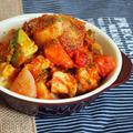 手羽のトマト煮
