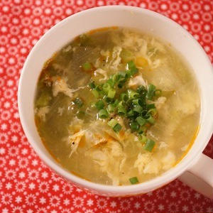 鶏がらスープの素でお手軽に♪「中華スープ」のバリエーションレシピ