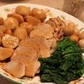 里芋入り煮豚 by Junko さん