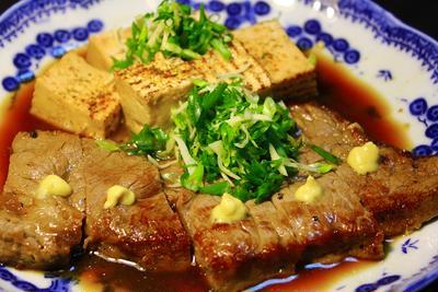 ごちそう肉豆腐