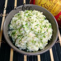 ストック食材で簡単激ウマ♪のり塩ツナマヨポテサラ