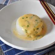 家バル風 ハーブ入りチーズ味噌のふろふき大根