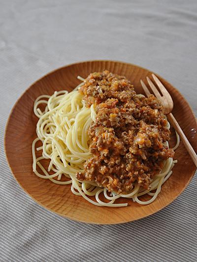 ランチ・ミートスパゲッティ