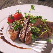 牛肉と大根のステーキ グレービーソース