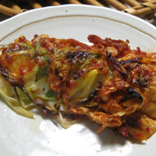 生鱈のキムチチーズ焼き(レシピ)