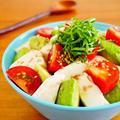 火を使わない!5分でアボカド丼レシピ5選 by みぃさん
