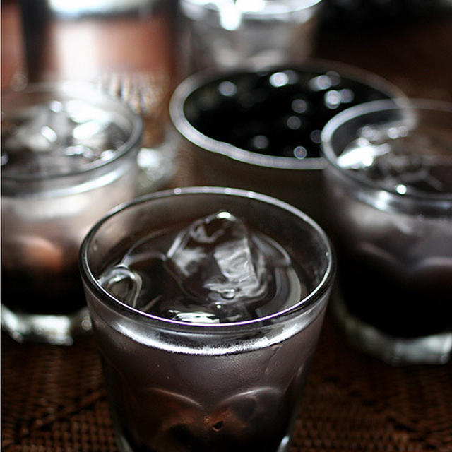 Black Soybean Water
