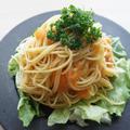 涼しくなるサラダスパゲティ