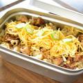 アナゴときゅうりのお漬物の混ぜご飯。うなぎよりお得でかば焼きも簡単、夏のご飯。