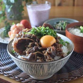 【レシピ】#しぐれ煮#のっけご飯#作り置き#お弁当おかず…朝ごはんと練習前後のおべんとー。