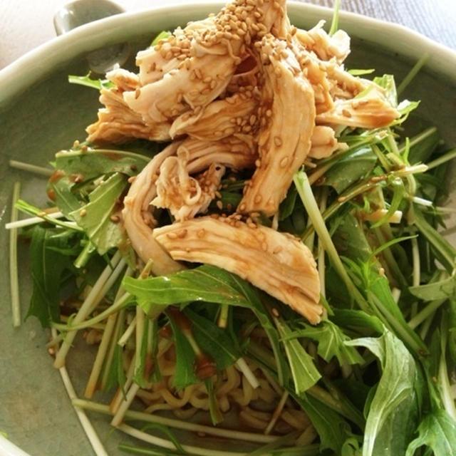 マルちゃん製麺の冷やし中華