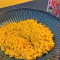 【ブルダックポックンミョン】サリ麺×ブルダックソースで簡単再現アレンジ!