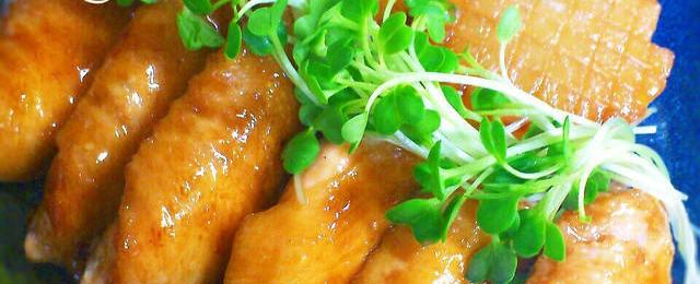 冬にぴったりのほっこり感♪「手羽先×大根」のおすすめ煮物レシピ