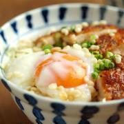 親子チキンステーキ丼 & 手作り焼肉のタレ